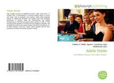 Portada del libro de Adele Stolte