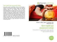 Bookcover of Non-rapid eye movement sleep