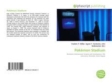 Portada del libro de Pokémon Stadium