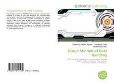 Copertina di Group Method of Data Handling