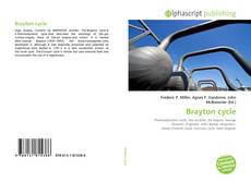 Bookcover of Brayton cycle