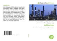 Halliburton的封面