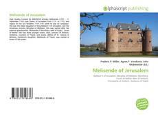 Borítókép a  Melisende of Jerusalem - hoz