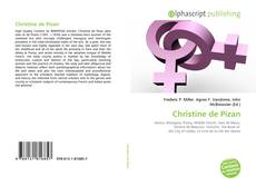 Copertina di Christine de Pizan
