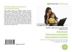 Hutchison Telecommunications International Limited的封面