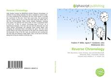 Bookcover of Reverse Chronology