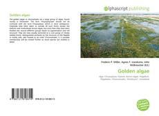 Couverture de Golden algae