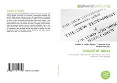Bookcover of Gospel of Judas