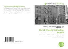 Обложка Christ Church Cathedral, Dublin