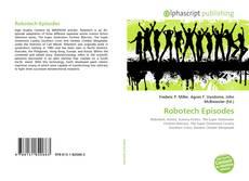 Couverture de Robotech Episodes