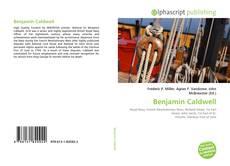 Bookcover of Benjamin Caldwell