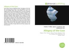 Bookcover of Allegory of the Cave