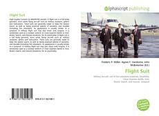 Bookcover of Flight Suit