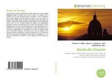 Portada del libro de Basile de Césarée