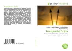 Copertina di Transgressive Fiction
