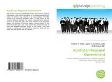 Bookcover of Kurdistan Regional Government