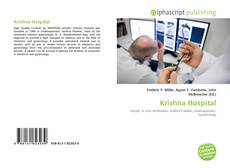 Bookcover of Krishna Hospital