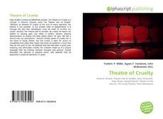 Bookcover of Theatre of Cruelty
