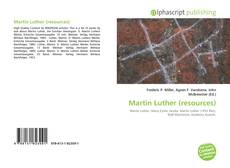 Martin Luther (resources)的封面
