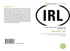 Bookcover of Munster Irish