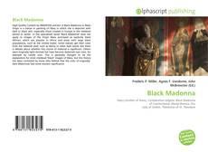 Buchcover von Black Madonna