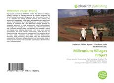 Buchcover von Millennium Villages Project