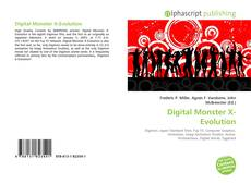 Buchcover von Digital Monster X-Evolution