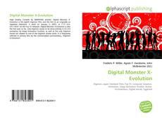 Digital Monster X-Evolution的封面