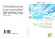 Buchcover von Psychologie Analytique
