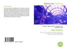 Buchcover von Epic Games