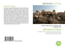 Bookcover of Afanasevo Culture
