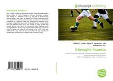 Bookcover of Gheorghe Popescu