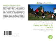 Bookcover of Équipe de Palestine de Football