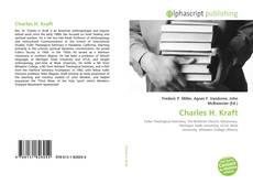 Charles H. Kraft kitap kapağı