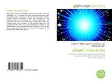 Bookcover of Johann Franz Encke