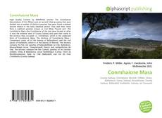 Bookcover of Conmhaícne Mara