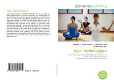 Portada del libro de Type Psychologique