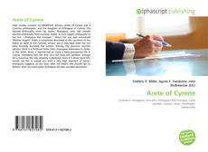 Bookcover of Arete of Cyrene