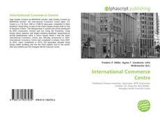 Bookcover of International Commerce Centre