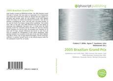 Capa do livro de 2005 Brazilian Grand Prix