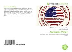 Bookcover of Annapolis Valley