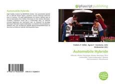 Buchcover von Automobile Hybride