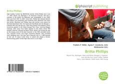 Couverture de Britta Phillips