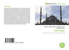 Bookcover of Eid Prayer