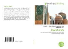 Bookcover of Day of Arafa