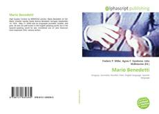 Capa do livro de Mario Benedetti