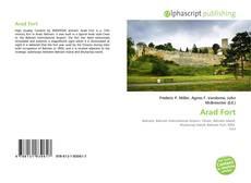 Copertina di Arad Fort