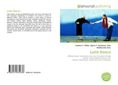 Bookcover of Latin Dance
