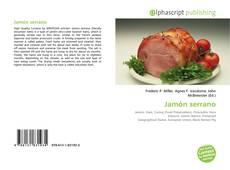 Bookcover of Jamón serrano