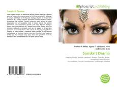 Buchcover von Sanskrit Drama